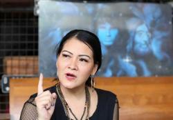 Melanie Subono Tak Percaya Tak Ada Kasus Virus Corona di Indonesia
