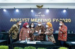 Catat Laba Bersih Rp1,7 Triliun, Bank BJB Konsisten Tumbuh Positif di 2020