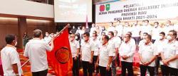 Dilantik, Elvi Syofriadi Resmi Pimpin DPD REI Riau