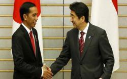 Abe Minta Presiden Pastikan Keamanan Warga Jepang di Indonesia