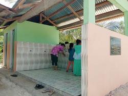 BPJS Kesehatan Bersama Global Wakaf-ACT Bangun Tiga Sumur Wakaf