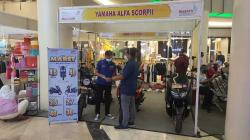 Yamaha Maxi Ramaikan Masata Pekanbaru Fair 2021