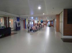 Bandara dan Terminal Masih Sepi