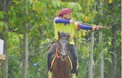 Horse Power Pekanbaru, Tempat Latihan Berkuda Berstandar Internasional