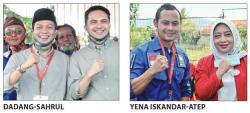 Di Bandung, Bintang Sinetron Lawan Bintang Sepakbola