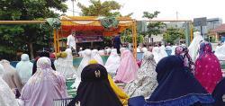 Al Izhar School Selenggarakan Salat Idul Adha