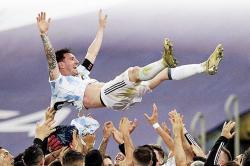 Messi Kembali Taklukkan Google