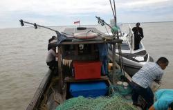 Cuaca Buruk, Nelayan Bengkalis Diimbau Waspada