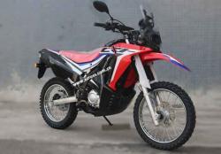 Honda CRF250Rally Punya Kembaran