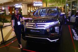 Mitsubishi Motors Perkenalkan New Pajero Sport ke Publik Pekanbaru