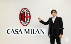 Tonali Bahagia Bisa Membela Milan, Klub Idolanya