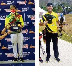 Riau Tambah 2 Emas dari Panahan dan Senam