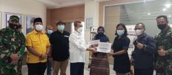 Dihadiri Gubri, PWI Riau Gelar Kurban dan Umumkan Pemenang LKTJ 2021
