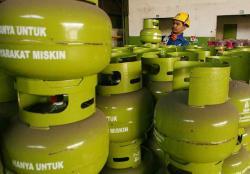 Tak Ada Pencabutan Subsidi LPG 3 Kg , Ini Penegasan Menteri ESDM