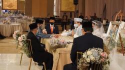 Tak Hanya Atta-Aurel, Presiden Jokowi Juga Jadi Saksi Nikah Putri Ketua Fraksi Golkar MPR RI, Idris Laena