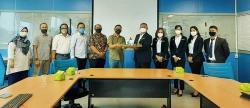 Bersinergi dan Berkolaborasi, Ayola Hotel Kunjungi Riau Pos