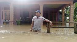 Banjir Surut, 4 Rumah di Kuntu Rusak