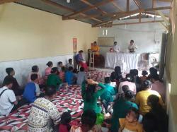 Natal di Dharmasraya dan Sijunjung Aman