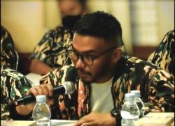 Gubri Didemo Berulang, AMPG: Mari Kedepankan Adat Budaya Melayu
