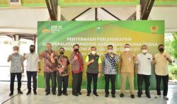 SKK Migas Sumbagut-KKKS Riau Dukung Persiapan Tim Kontingen PON XX 2021