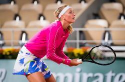 Kvitova Menunggu 8 Tahun untuk Tembus Perempatfinal Lagi