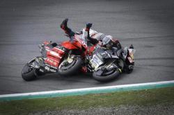Andrea Dovizioso Belum Menyerah Kejar Juara Dunia
