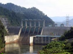 Meski Intensitas Hujan Tinggi, Ketinggian Air di PLTA Koto Panjang Masih Normal