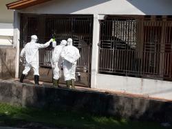 Pasien Ketiga Positif Covid-19 di Riau Tak Pernah Kontak dengan H Makmur
