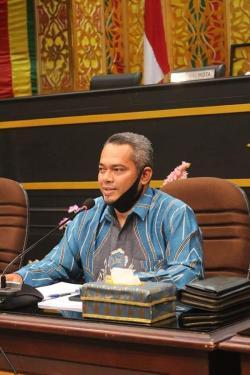 Anggota DPRD Dilarang ke Luar Kota