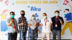 Parade Promo Sales Akhir Tahun Agung Toyota Bertabur Diskon
