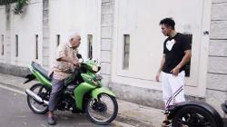 Marahi Kakek 77 Tahun, Subscriber Baim Wong Turun