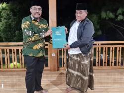Silaturahmi ke Tokoh NU, Gus Jazil Diminta Rangkul Para Habaib
