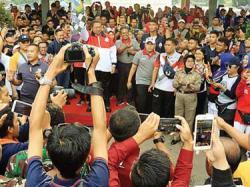 SBY Bangun Galeri Seni, Wujud Cinta untuk Ani