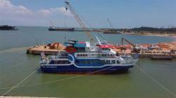 KMP Tirus Akses Pesisir Melaka di Meranti
