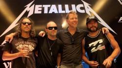 Metallica Garap Album Baru di Masa Pandemi