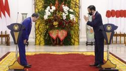 Indonesia Kerja Sama dengan Jepang Jaga Perdamaian Laut Cina Selatan