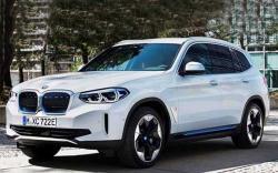 BMW iX3 Luncirkan Crossover Listrik