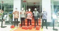 MG Motor Resmikan Outlet di Riau