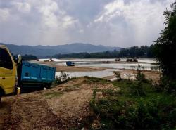 Masyarakat Subayang Tolak Usaha Kuari di Pulau Pencong