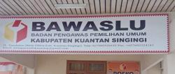Kuansing Termasuk Daerah SKPP 2021 Bawaslu, Ini Link Pendaftarannya