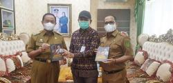 Bupati Sambut Monitoring KI Riau