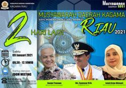 9 Januari 2021 Kagama Riau Gelar Musda, Dijadwalkan Dibuka Gubri