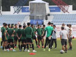 Jelang Final Indonesia vs Vietnam, Pemain Tidak Stres