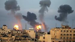Makin Panas, 20 Orang di Gaza Tewas Akibat Serangan Udara Israel