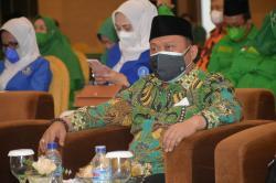 Bupati Kampar Hadiri Muswil PPP Riau