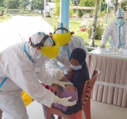 Riau Tambah 203 Kasus Positif Covid, 194 Sembuh dan 6 Pasien Meninggal