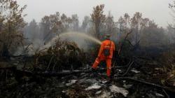 70 Titik Panas Terpantau di Provinsi Riau