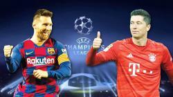 Barcelona v B Munchen: Harga Diri Lewy