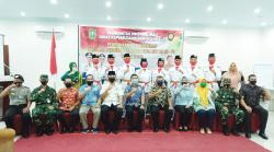 Dispora Riau Gelar Diklat Paskibra untuk HUT Ke-75 RI