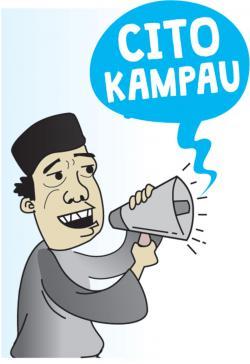 Ociok Kodai Bongi: Jan Sampai Tadondo Sajuta Lo Kami Ang!